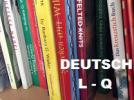 German Knitting Books L-Q