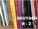 German Knitting Books R-Z