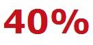 Reduziert 40%