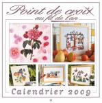 Point de Croix - Kalender 2009