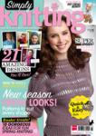 Simply Knitting Issue 104 April 2013