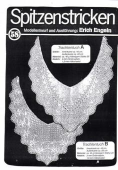 Engeln Spitzenstricken Nr. 58 | Martinas Bastel- & Hobbykiste