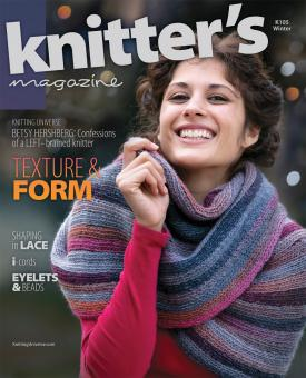 Knitter's - Winter 2011 K105