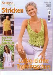 Sabrina Special Stricken S1237 Oz Verlag Deutsch Zeitschrift