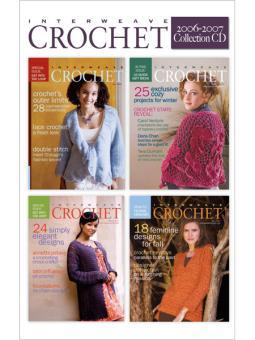 Interweave Crochet 2006 - 2007