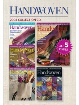 Handwoven CD 2004