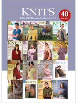 Interweave Knits 2000-2009 Decade CD Collection