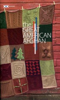 THE GREAT AMERICAN AFGHAN BOOK