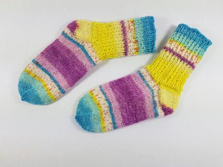 Socken - Handgestrickt