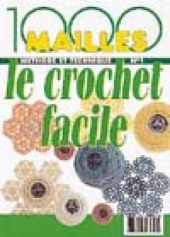 1000 Mailles - Le crochet facile 2048-086