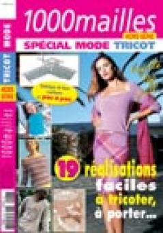 1000 Mailles - Special Mode Tricot 2048-098