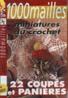 1000 Mailles - Miniatures au crochet 2048-081