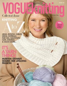 Vogue Knitting International - Holiday/Early Winter 2011