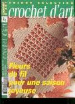 Crochet d'Art 2786-292