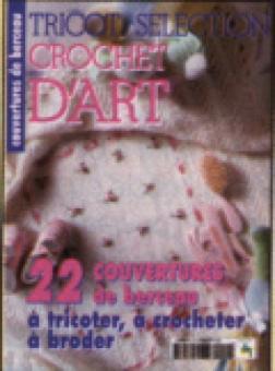 Crochet d'Art 6934-006