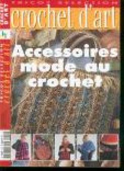 Crochet d'Art 6934-010