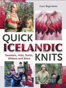 QUICK ICELANDIC KNITS Unicorn 6581