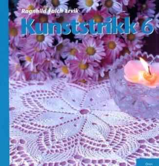 Kunststrikk Buch 6