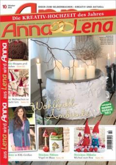 Anna - Lena: Die Kreativ-Hochzeit des Jahres AA 10/11