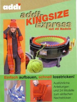 Addi Kingsize Express Buch (891-0)
