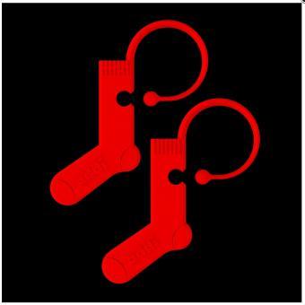Addi - Marker Maschenmarkierer Socke 408-2