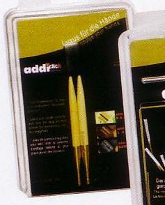 Addi click - Nadelspitzen Bamboo 556-7