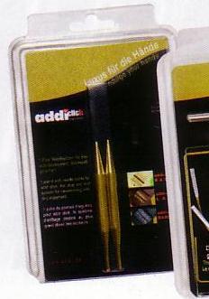 Addi click - Nadelspitzen Lace 756-7