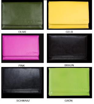 Addi Kunstledertasche - ohne Inhalt