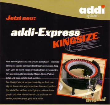Addi Express Kingsize (890-2)