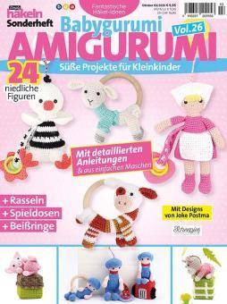 Fantastische Häkelideen Babygurumi - Amigurumi Vol.26 /2020