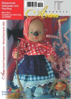 Andrea Puppenmode spezial Nr.0520