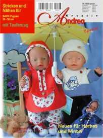Andrea Puppenmode spezial Nr.0523