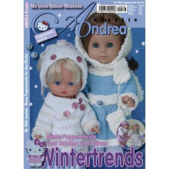 Andrea Puppenmode Nr. 0566