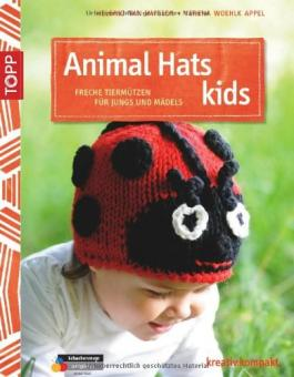Animal Hats kids TOPP 6920