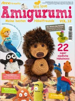 Anna kreativ - Amigurumi Vol. 12 - AK22