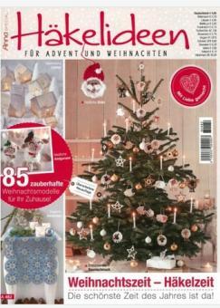 Anna Special -  Häkeln Advent &Weihnachten A482