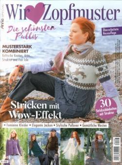 Anna Special - Wir lieben Zopfmuster A 488