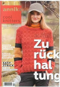Annika - Cool Knitters 01/19