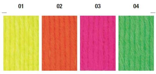 Austermann Neon Candy (Ausverkauf)