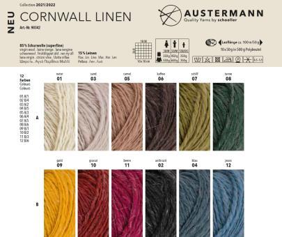 Austermann Cornwall Linen