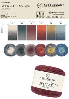 Austermann Delicate Dip Dye