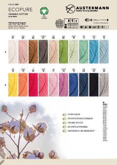 Austermann Ecopure - Organic Cotton