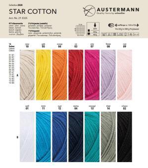 Austermann Star Cotton