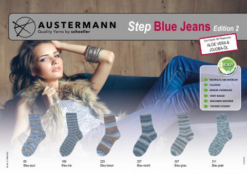 Austermann Step Blue Jeans- Edition2