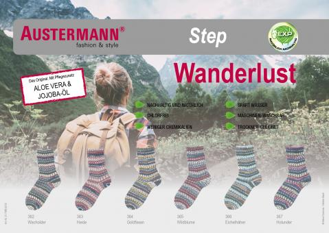 Austermann Step Wanderlust