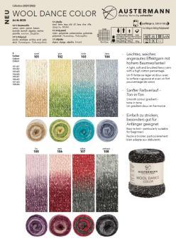 Austermann Wool Dance Color
