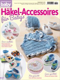 Baby Maschenmode Sonderheft - Häkel-Accessoires für Babys 001