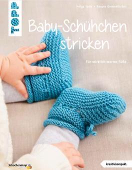 Baby-Schühchen stricken TOPP 6838