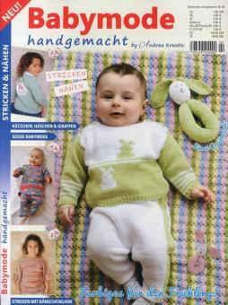 Andrea Babymode handgemacht Nr. 02