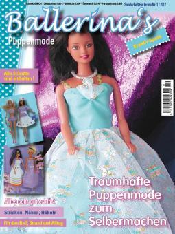 Ballerina Puppenmode Nr. 1 - 2017